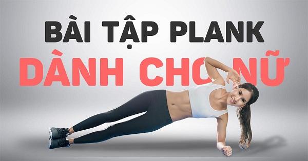Bài tập Plank giảm mỡ bụng siêu tốc