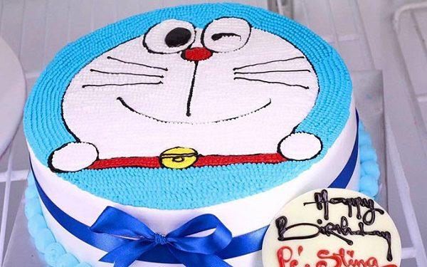 Chiếc bánh doremon này thật sự sẽ khiến ai cũng phải thích thú đấy