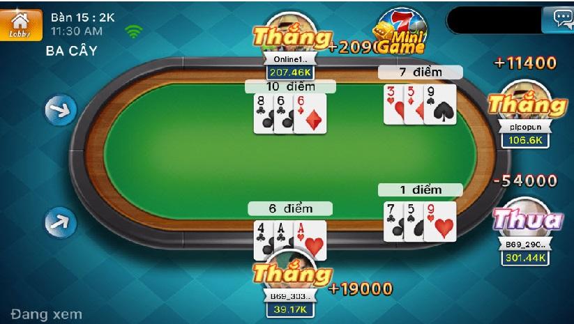Các game bài online hot và kiếm bộn tiền nhất hiện nay