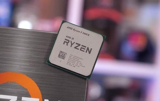 Đánh giá về hiệu suất chơi game card Ryzen 5 5600X